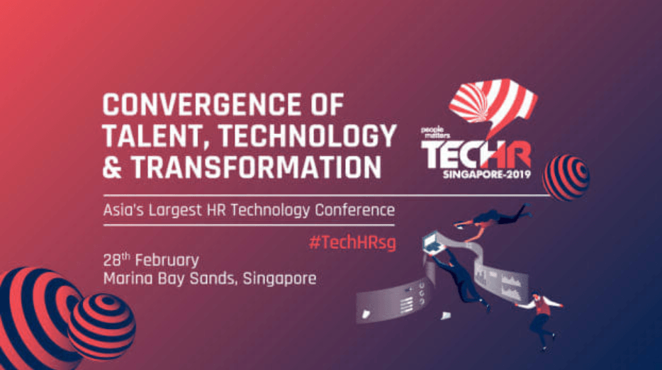 Meet this inspiring panel of CHROs at TechHR Singapore 2019